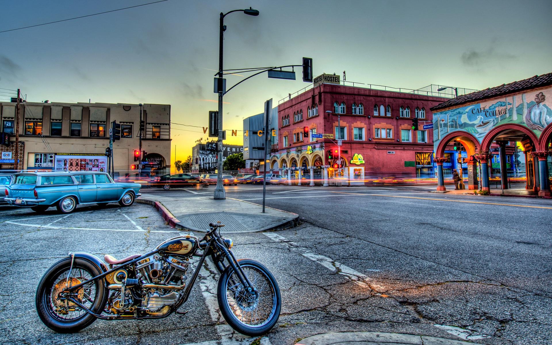 Venice california hdr   129696   High Quality and Resolution 1920x1200