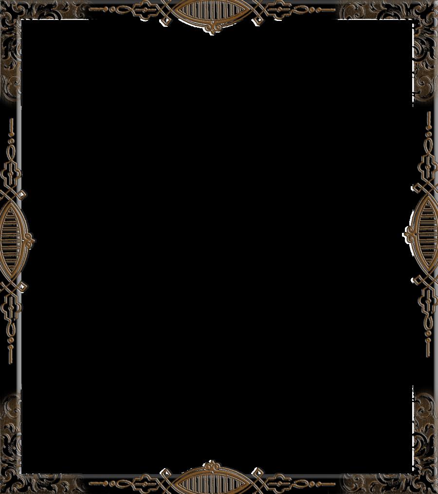 gothic frame by spidergypsy 900x1016
