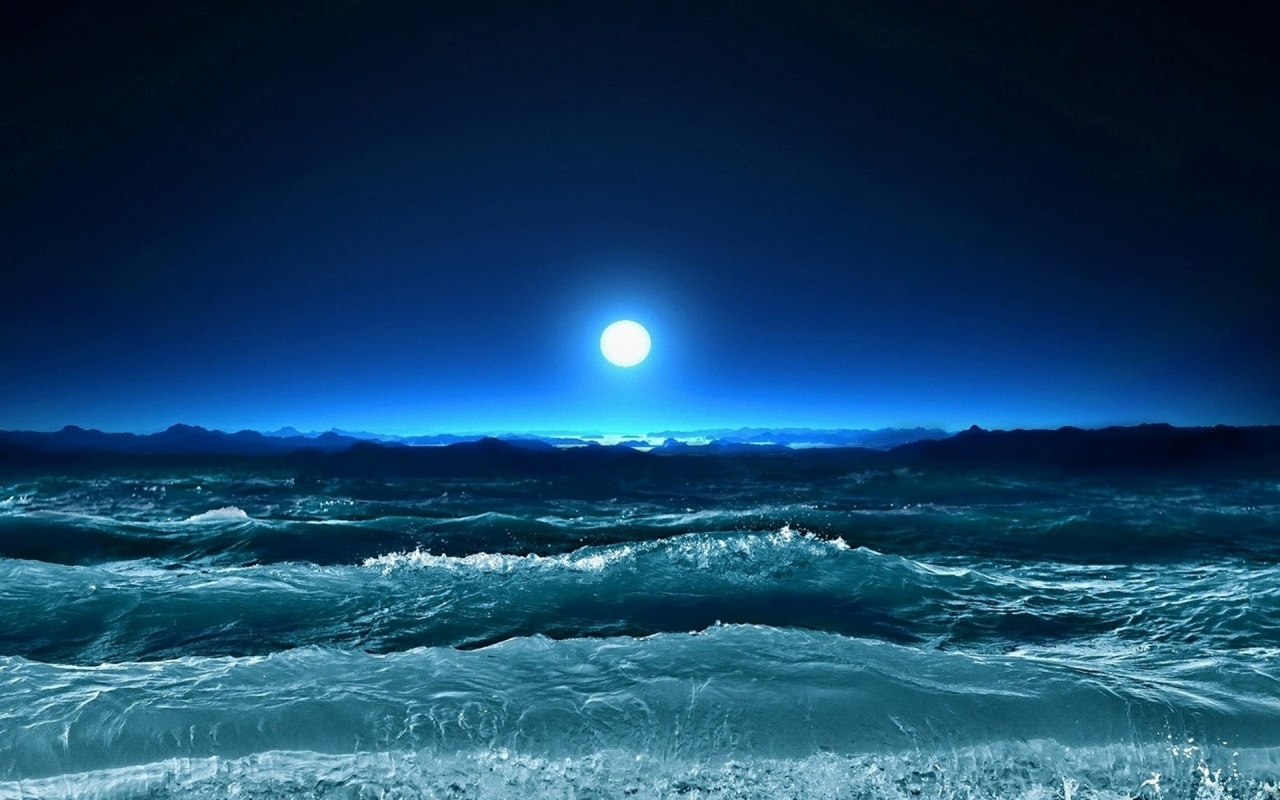 Sea Waves Wallpapers   10284 1280x800