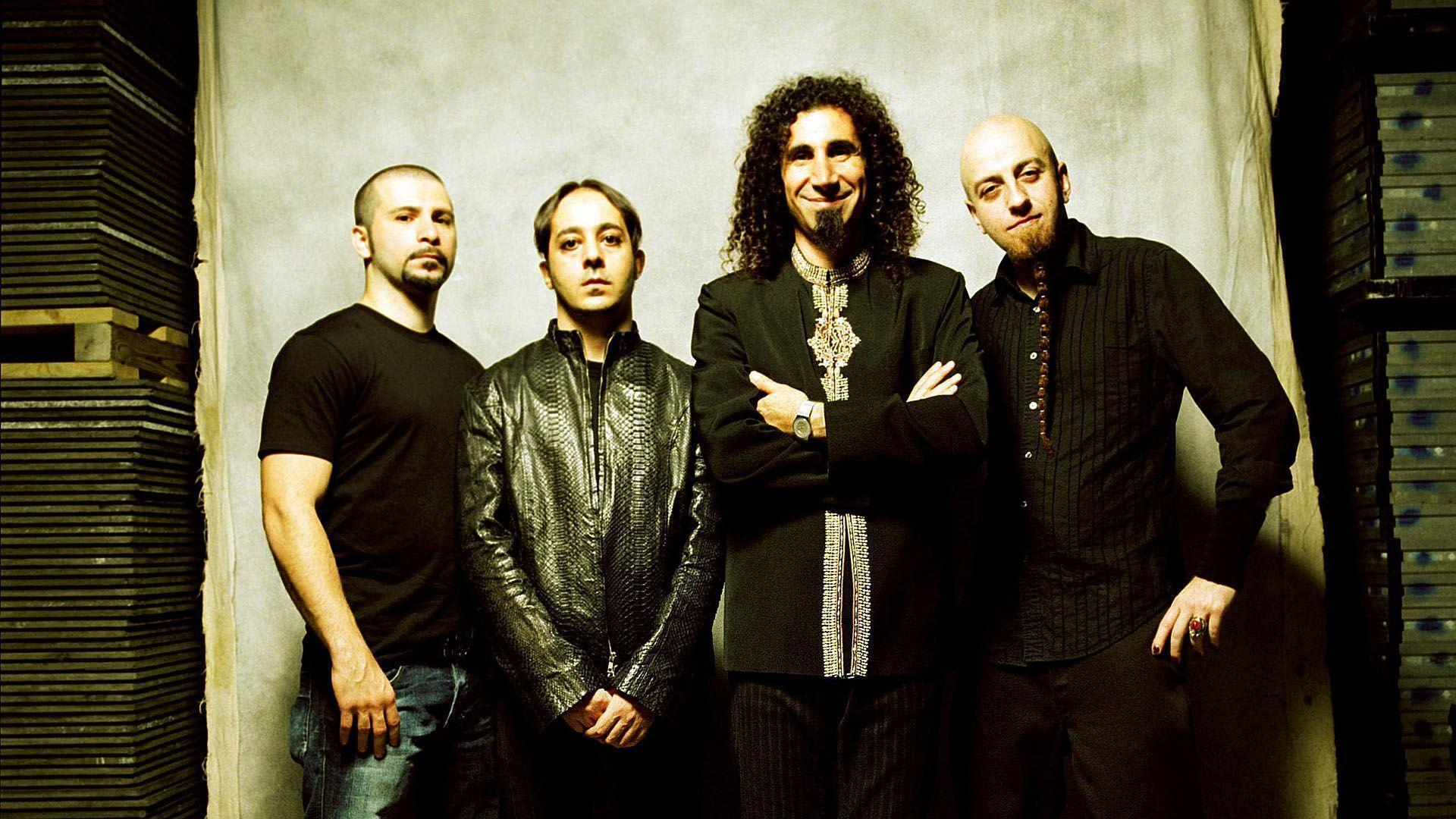 System Of A Down Wallpapers 1920x1080