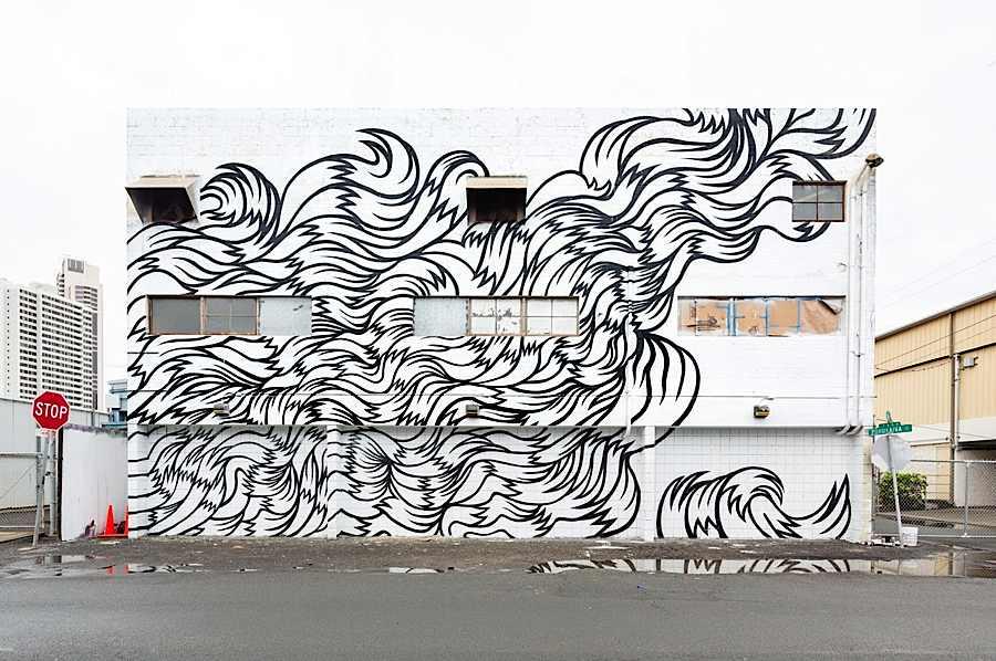 Awesome Graffiti Murals Abduzeedo Design Inspiration 900x598