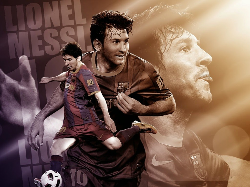 All About HD Wallpapers: Lionel Messi New Stylish 2014