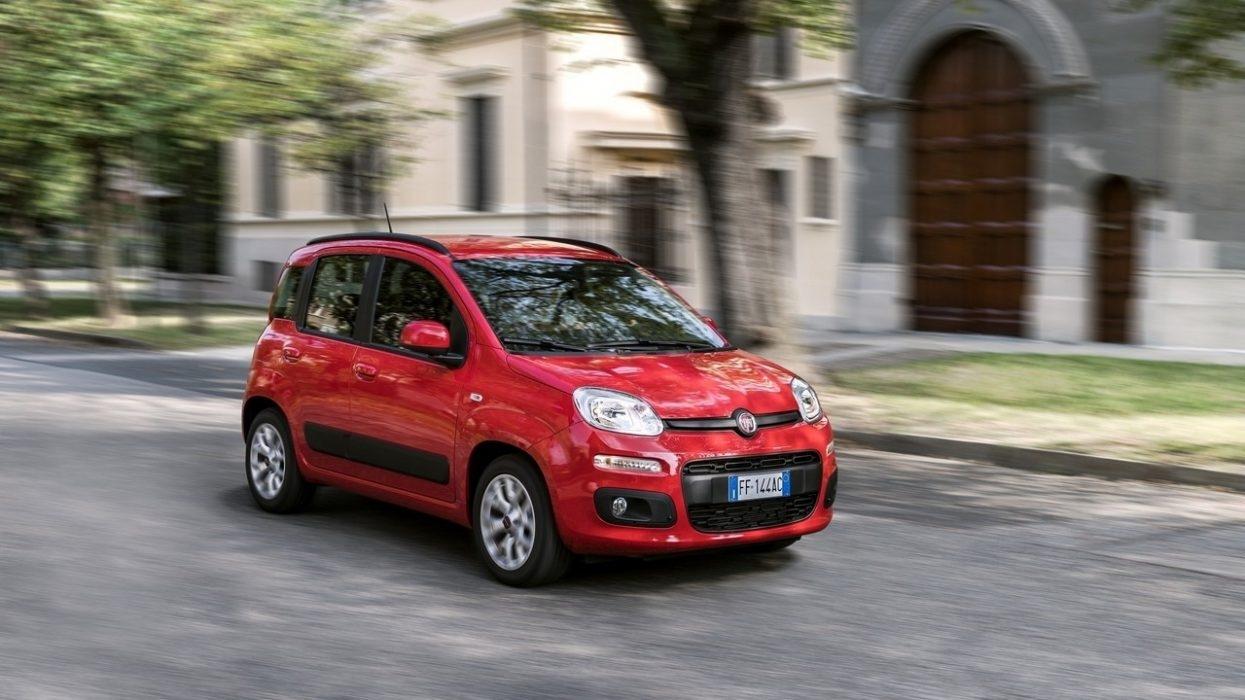 2019 Fiat Panda Exterior High Resolution Wallpaper Best Car 1245x700