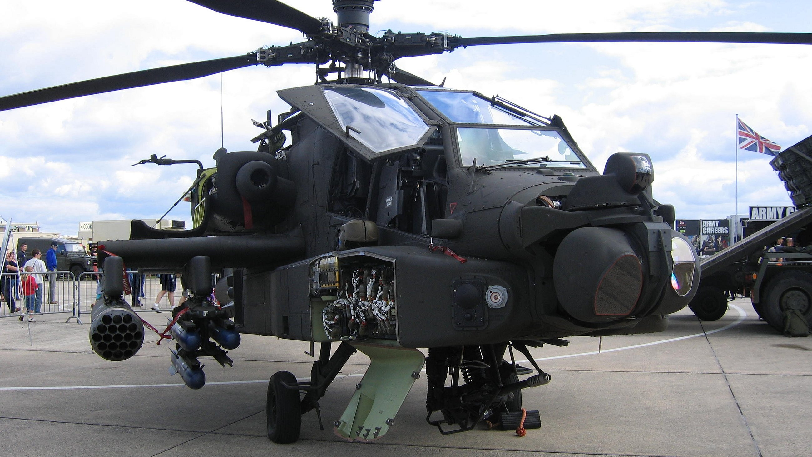 Boeing Ah 64 Apache Computer Wallpapers Desktop Backgrounds 2600x1463