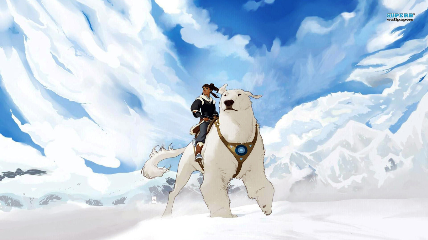 PC851 Korra HD Photo Collection download on 1366x768
