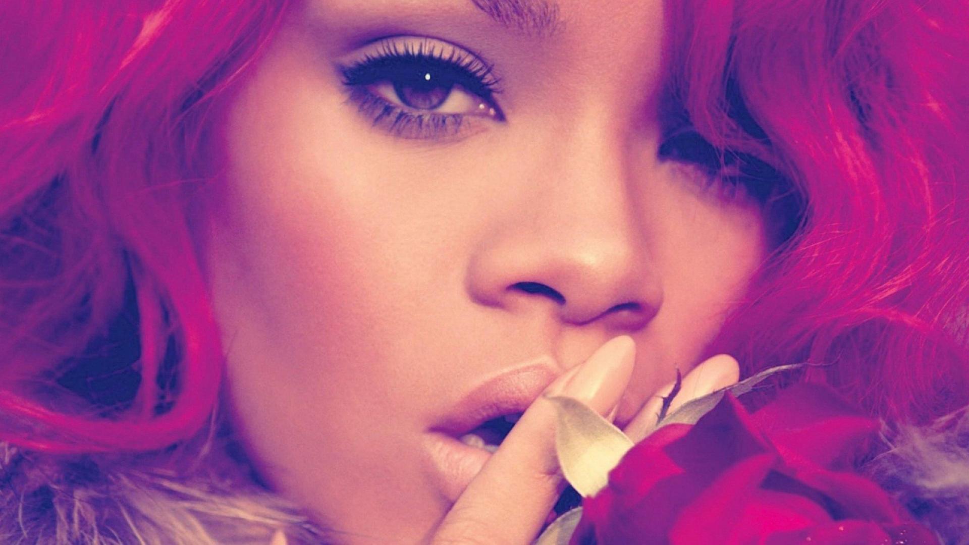 Rihanna albums artist wallpaper 17497 1920x1080