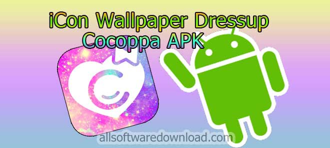 Android iCon Wallpaper Dressup Cocoppa APK Android App Download 660x297