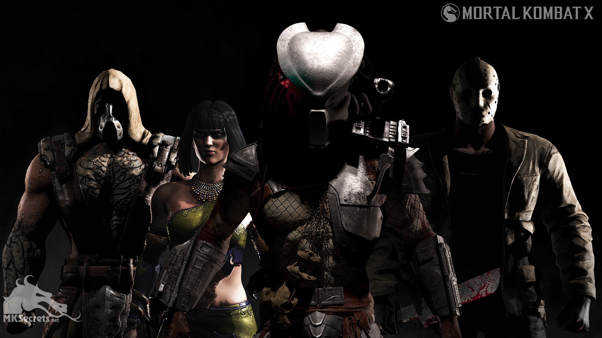 Mortal Kombat X Wallpapers   Mortal Kombat Secrets 1920x1080