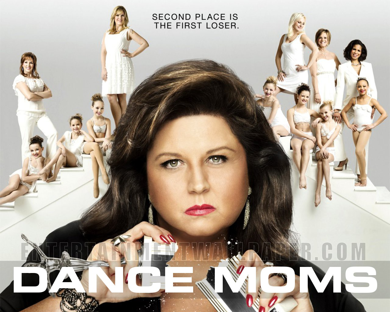 are Teen Mom and Dance Moms Ha ha I am not ashamed to admit it 1280x1024