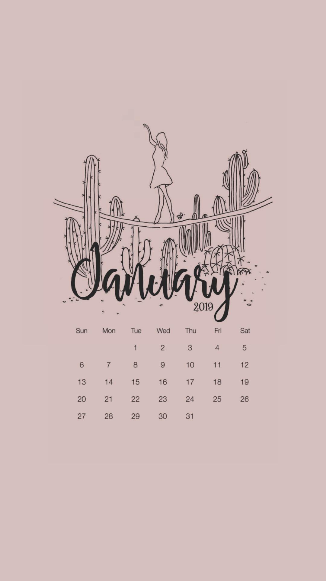 calendar wallpaper Tumblr 1080x1920