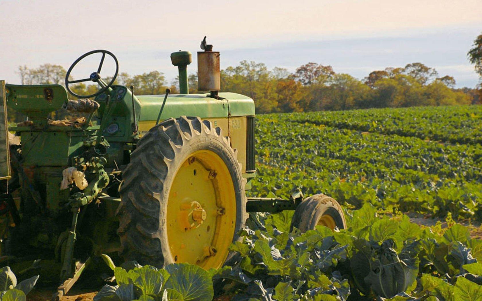 Farm Tractor Wallpaper HD wallpaper background 1680x1050