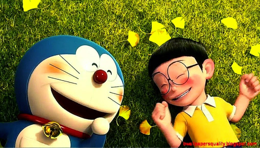 Nobita 3D Doraemon Films Wallpaper Wallpapers Quality 1019x581