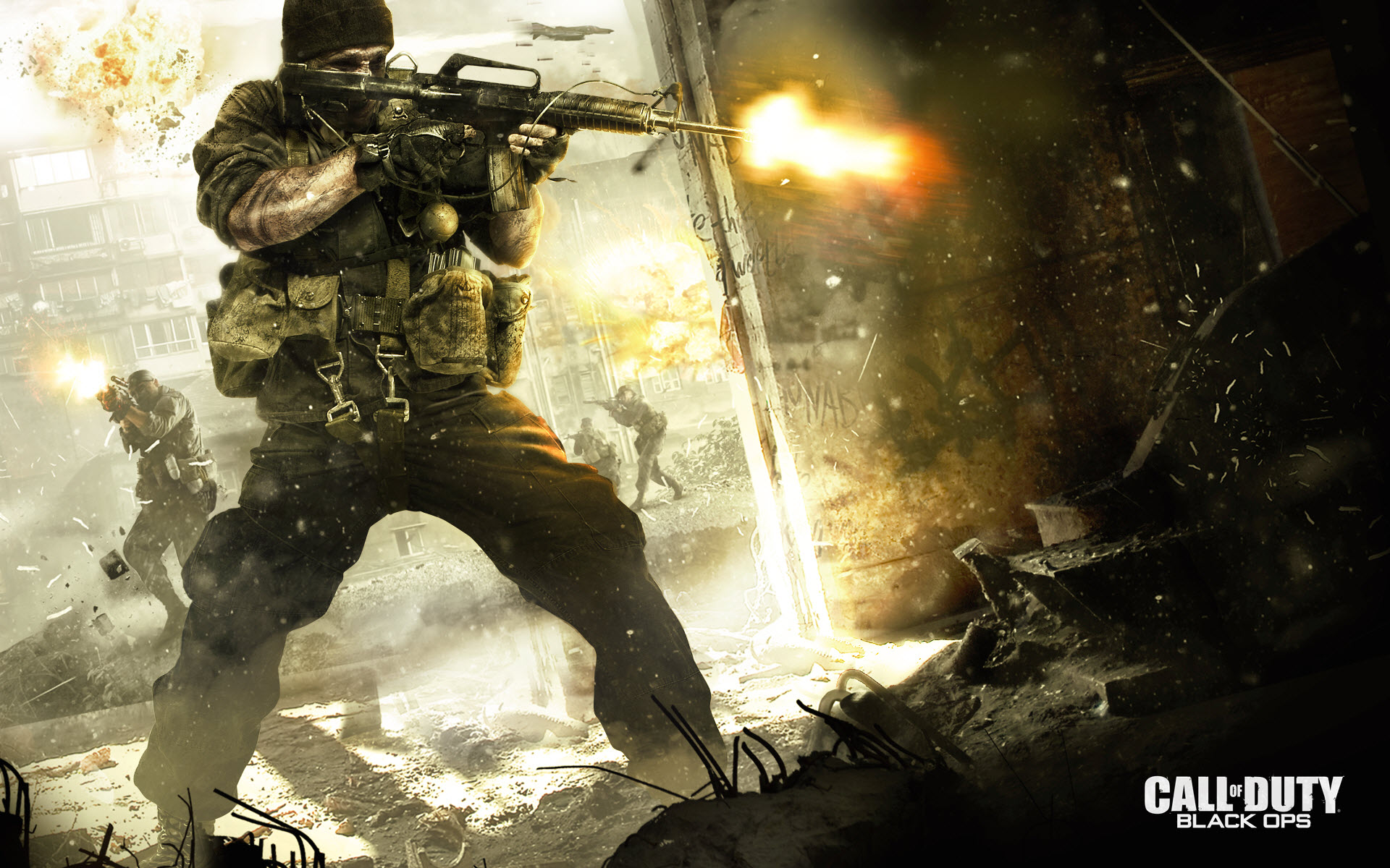 of Duty Black Ops Resimleri   Call of Duty Black Ops HD Wallpapers 1920x1200