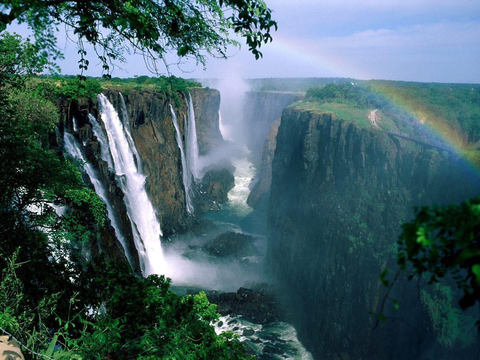 Victoria Falls Wallpapers 1600x1200
