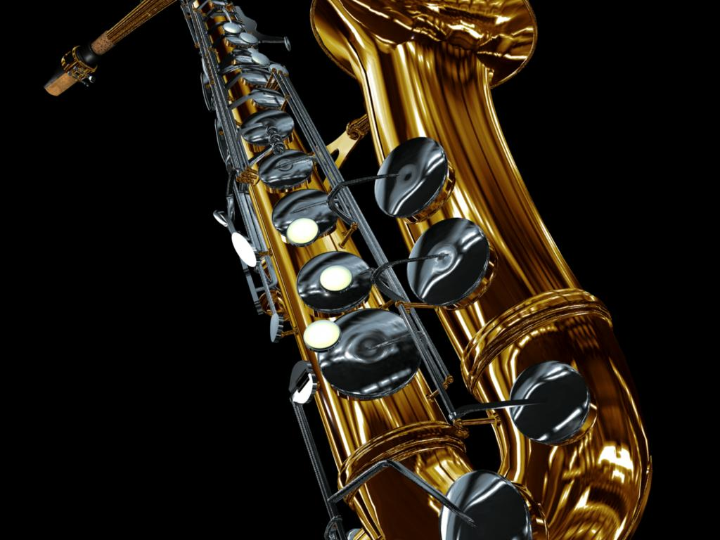 Saxophone Wallpapers 1024x768