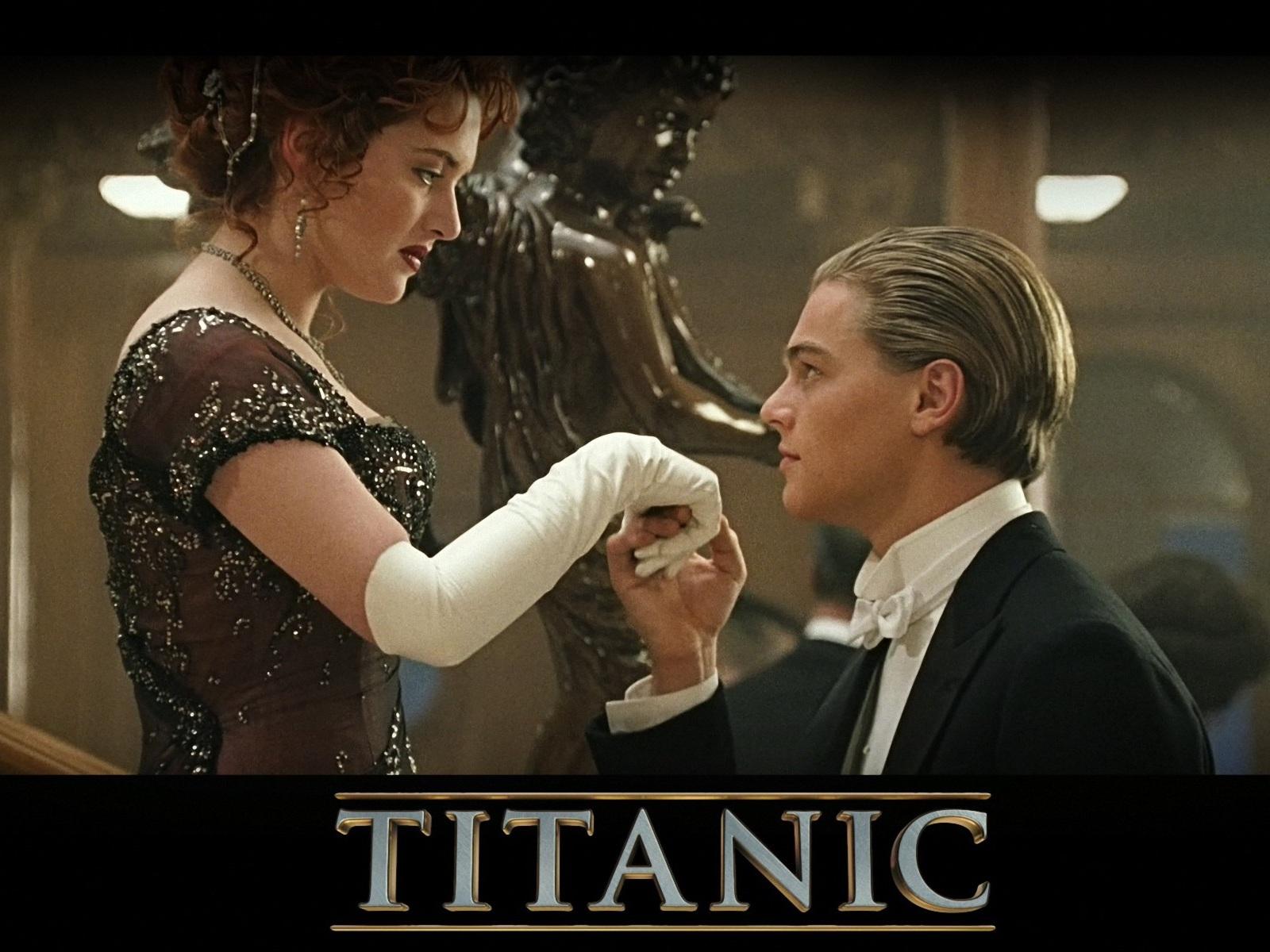 Titanic 3D Poster 1600x1200 Wallpapers, 1600x1200 ...