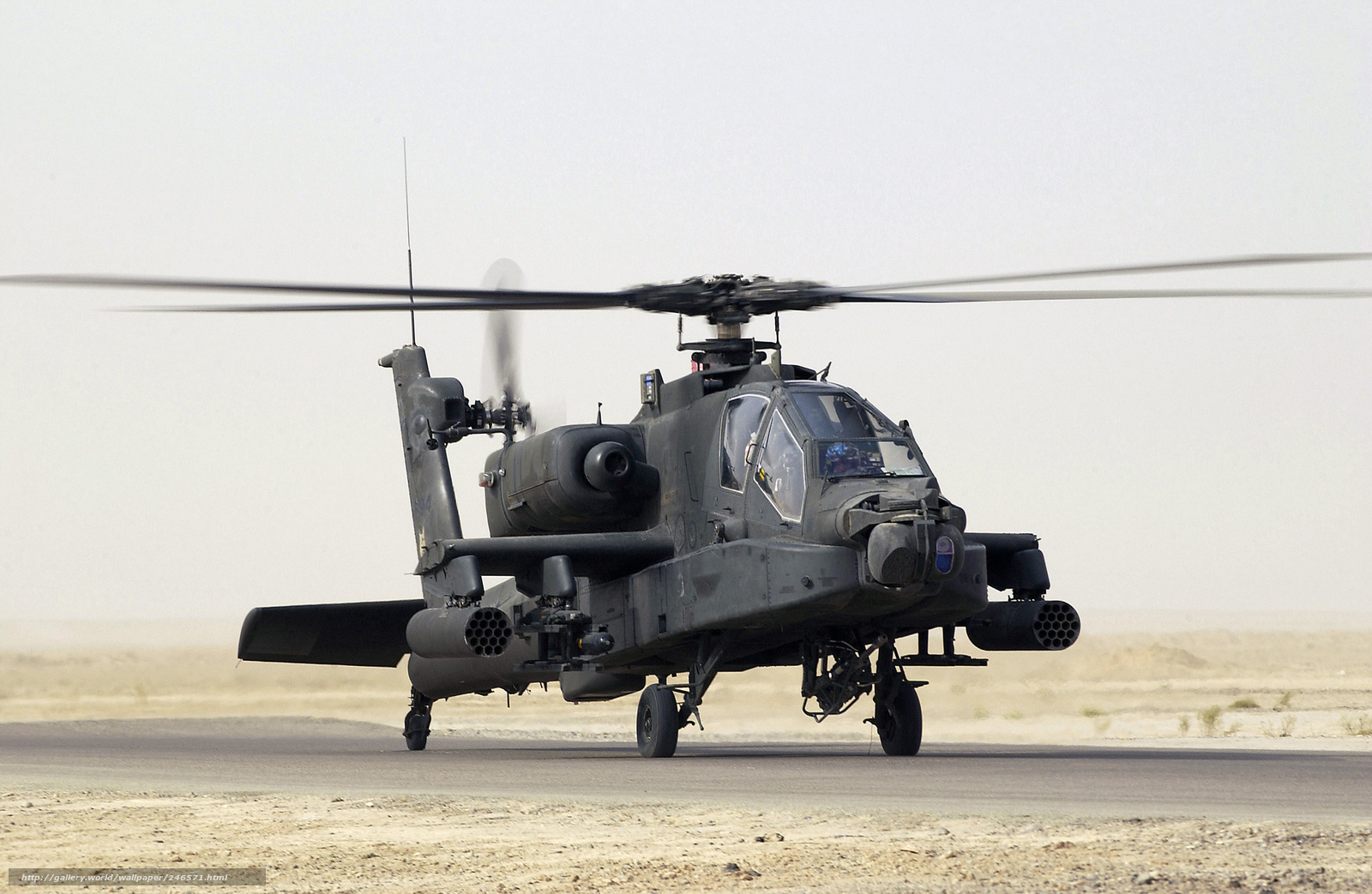 Download wallpaper AH 64 Apache helicopter desktop wallpaper in 1600x1043