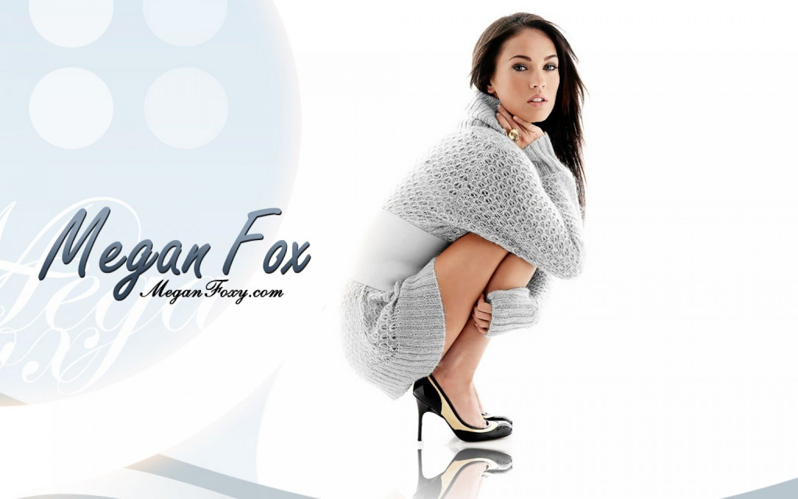 Megan Fox hd Wallpaper 1600x1000
