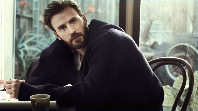 Chris Evans Covers Esquire Reflects on Leaving Home for 800x450