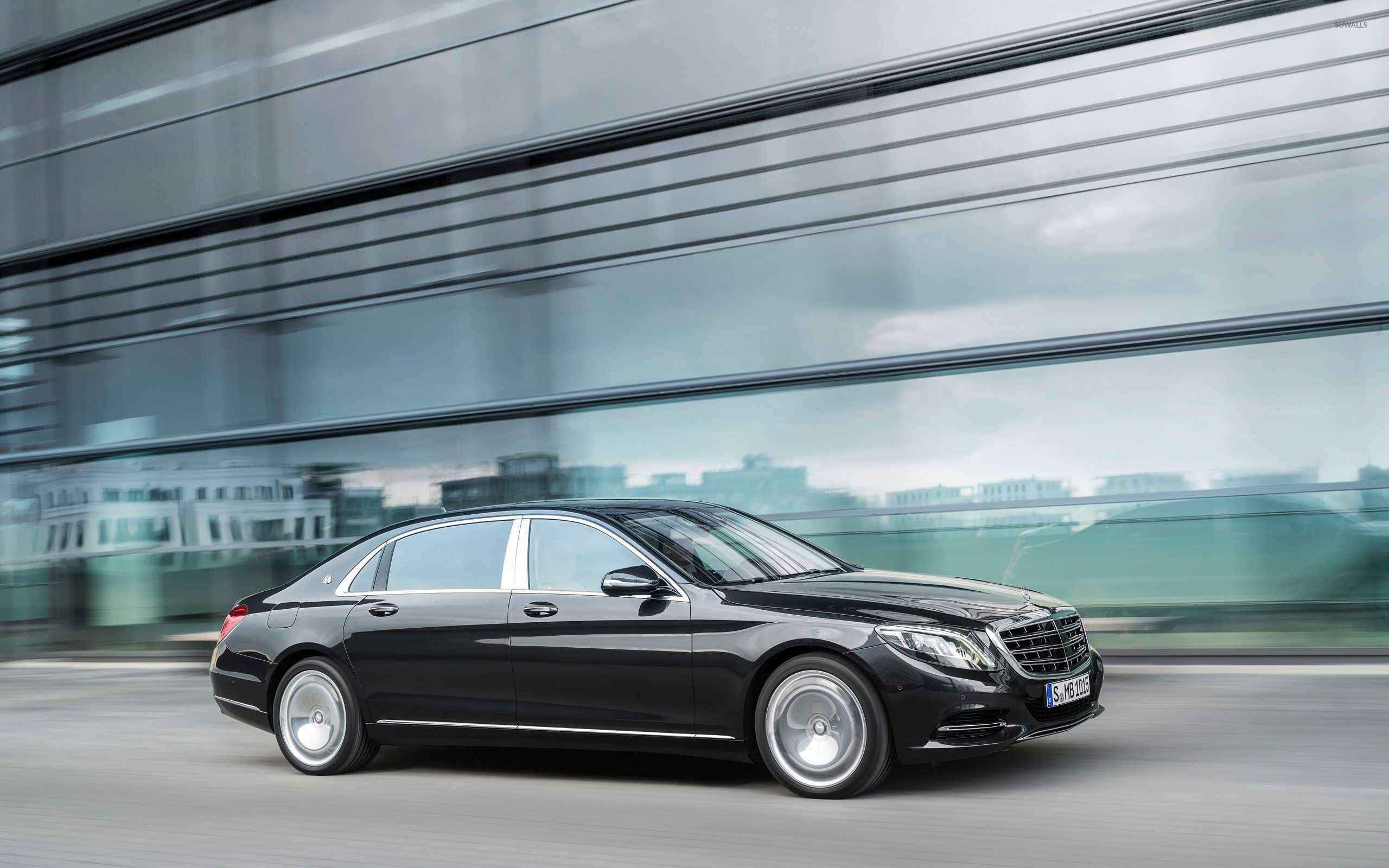 2015 Mercedes Maybach S600 [15] wallpaper   Car wallpapers 2560x1600