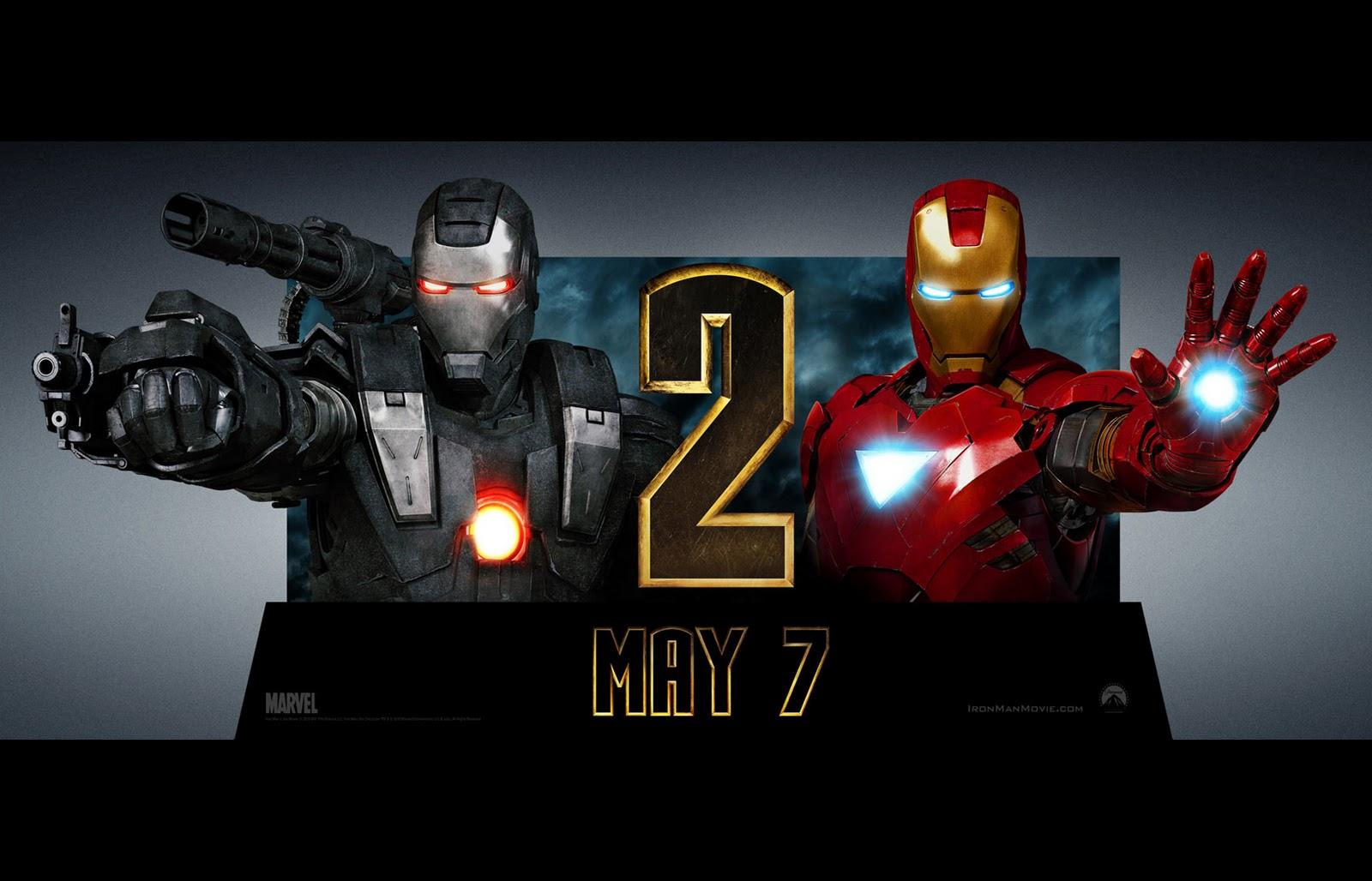 Iron Man 2 wallpaper 1600x1000 1600x1028