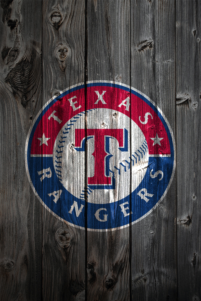 Texas Rangers Wood iPhone 4 Background   a photo on Flickriver 640x960