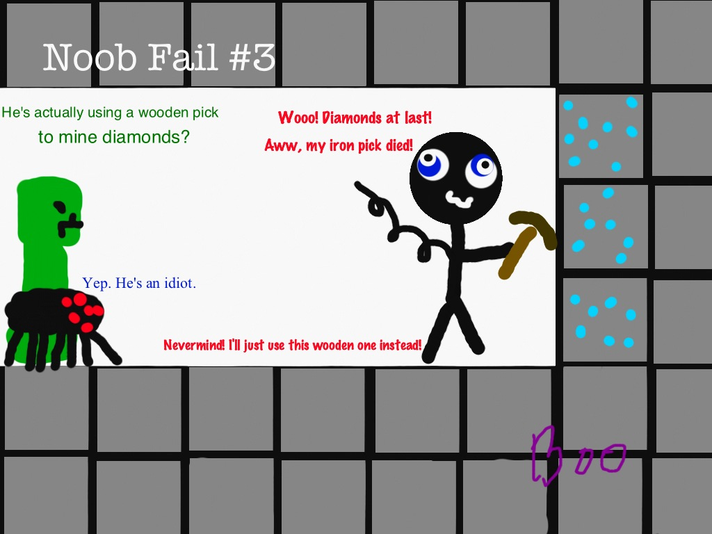 Funny Minecraft Fails 9 Hd Wallpaper   Funnypictureorg 1024x768