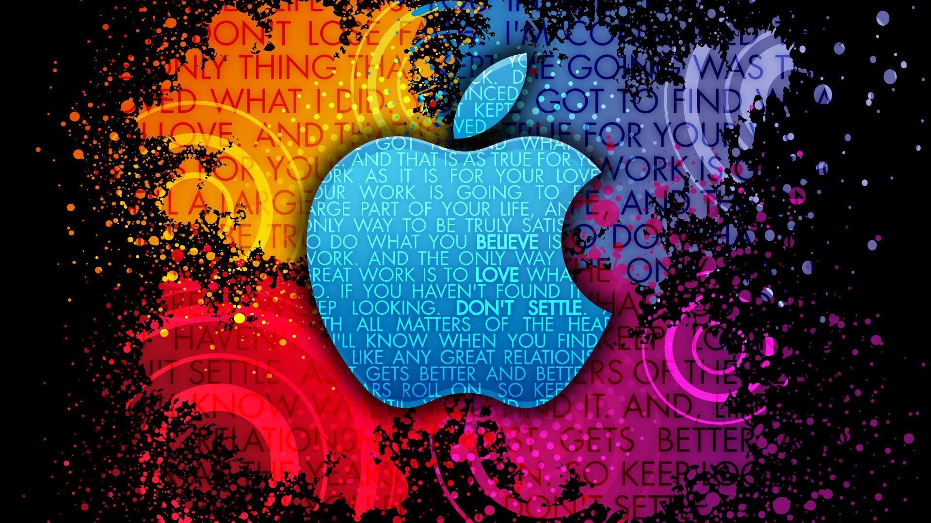Apple Logo Wallpapers Download Desktop Wallpaper Images 1920x1080