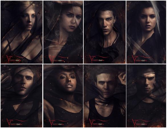 49+] Vampire Diaries Season 6 Wallpaper on WallpaperSafari