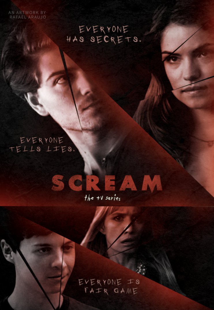 Free download Scream Tv Series by amazing zuckonit [742x1076