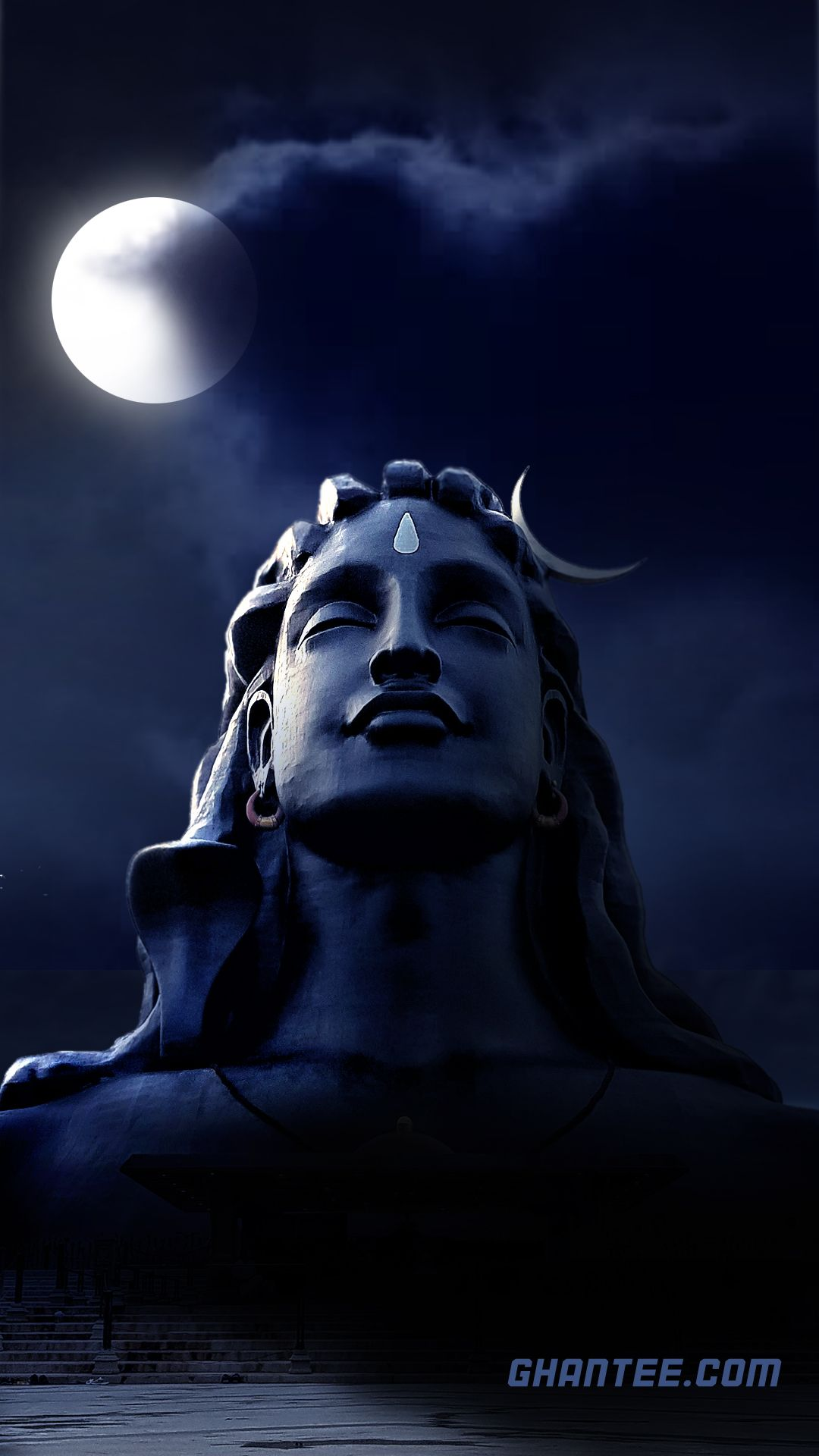 24 best lord shiva wallpapers for mobile devices Shiva 1080x1920