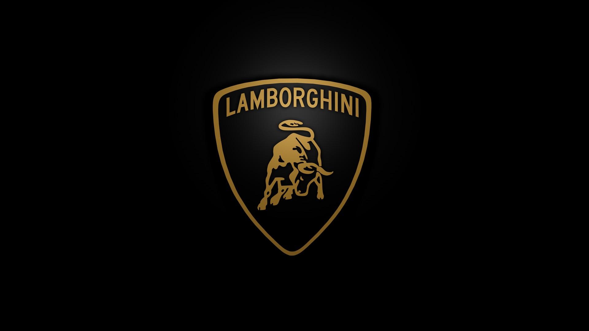 Lamborghini Logo wallpapers 1920x1080