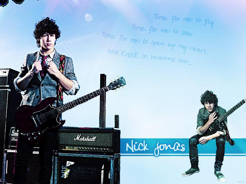 Nick Wallpaper   Nick Jonas Wallpaper 8083127 800x600