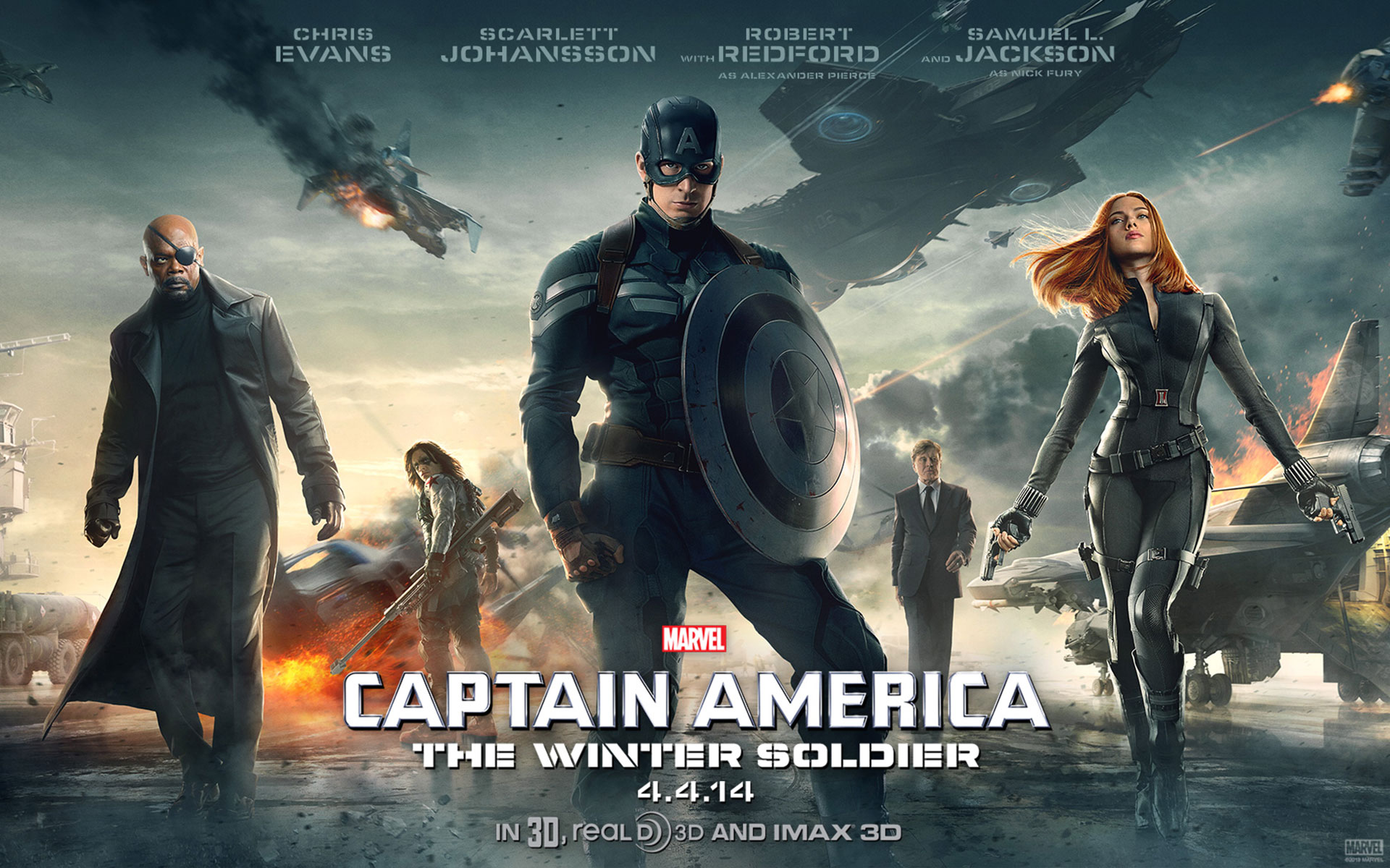 Wallpapers HD Capitn America 2014   Taringa 1920x1200
