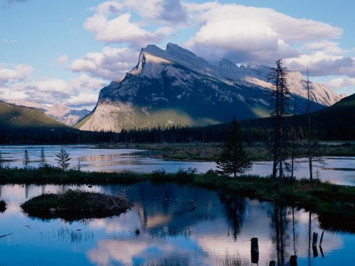 Related wallpapers places canada banff national park 500x375