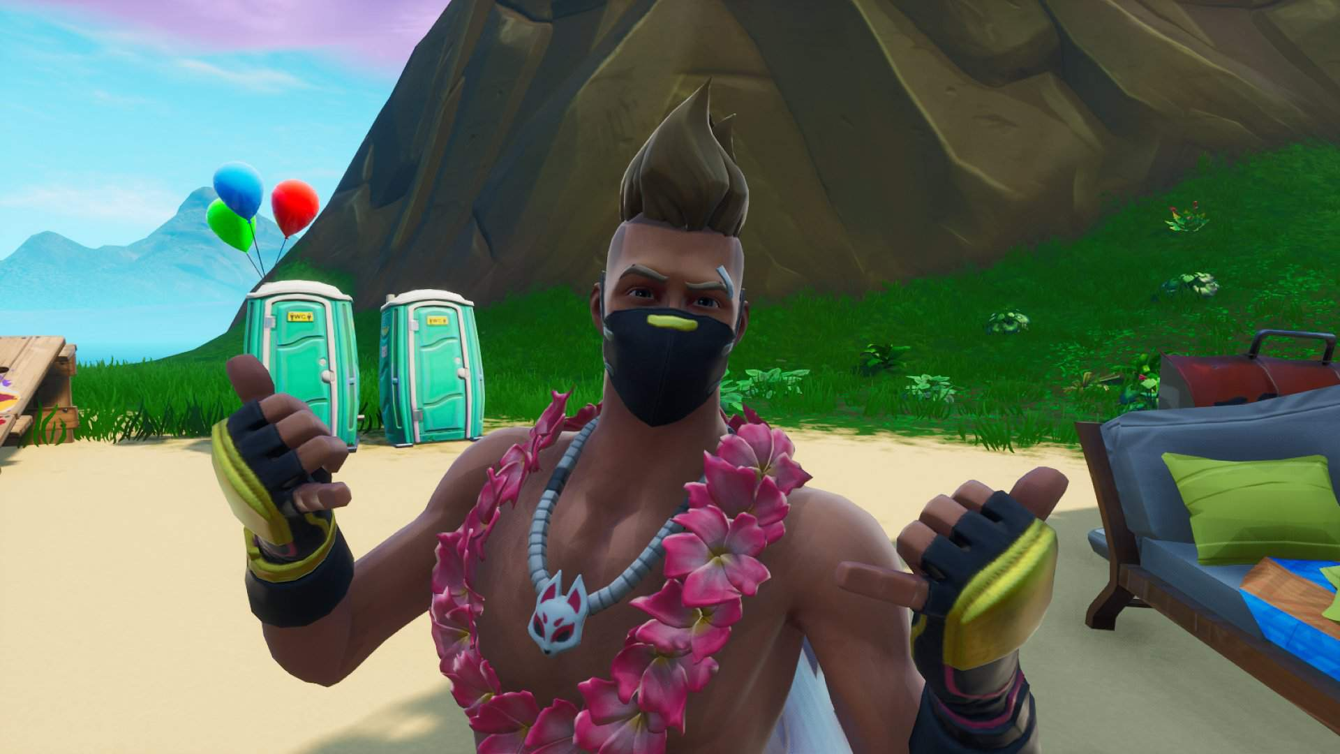 Summer Drift Fortnite Skin   How to Get It Wallpapers   Supertab 1920x1080