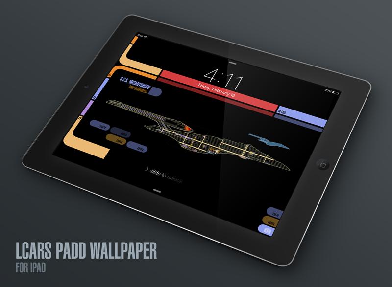 Star Trek Next Gen Wallpapers for iPad gedblog 800x587