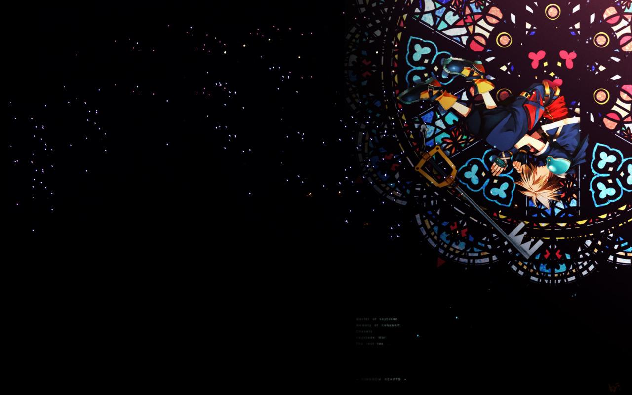 Dual Screen Kingdom Hearts Wallpapers 1280x800
