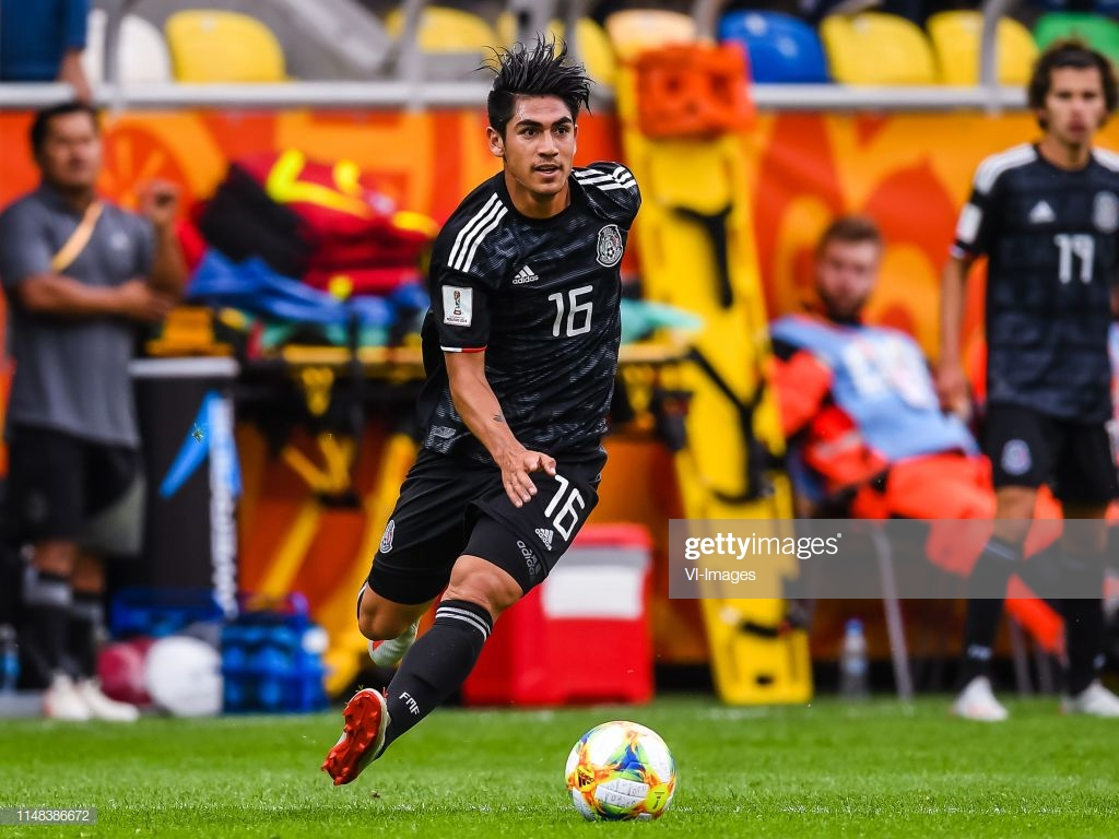 Roberto Ismael Meraz Bernal of Mexico U20 during the FIFA U 20 1024x768