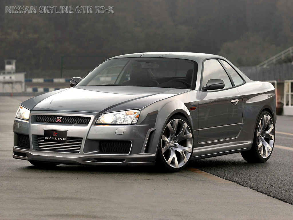 Free Download Nissan Skyline Gt R R34 Wallpapers Widescreen