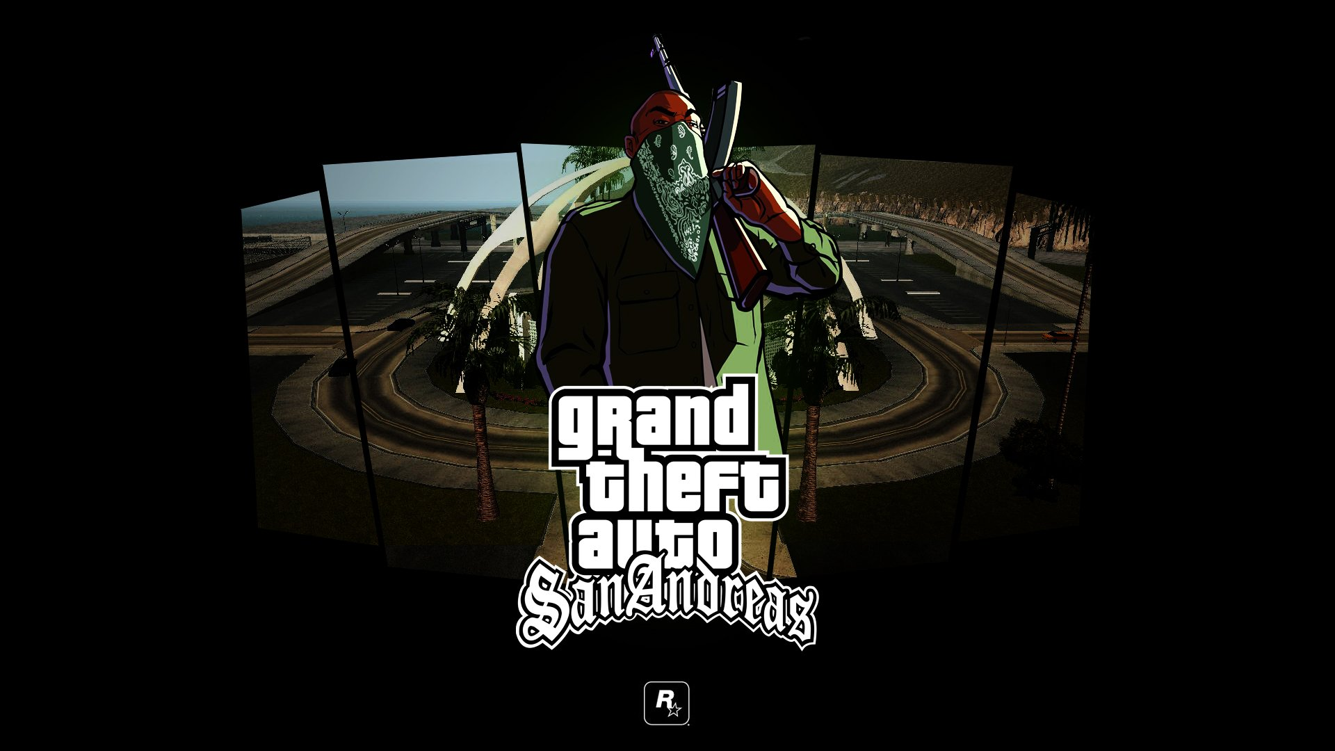 Grand Theft Auto San Andreas Wallpapers 1920x1080