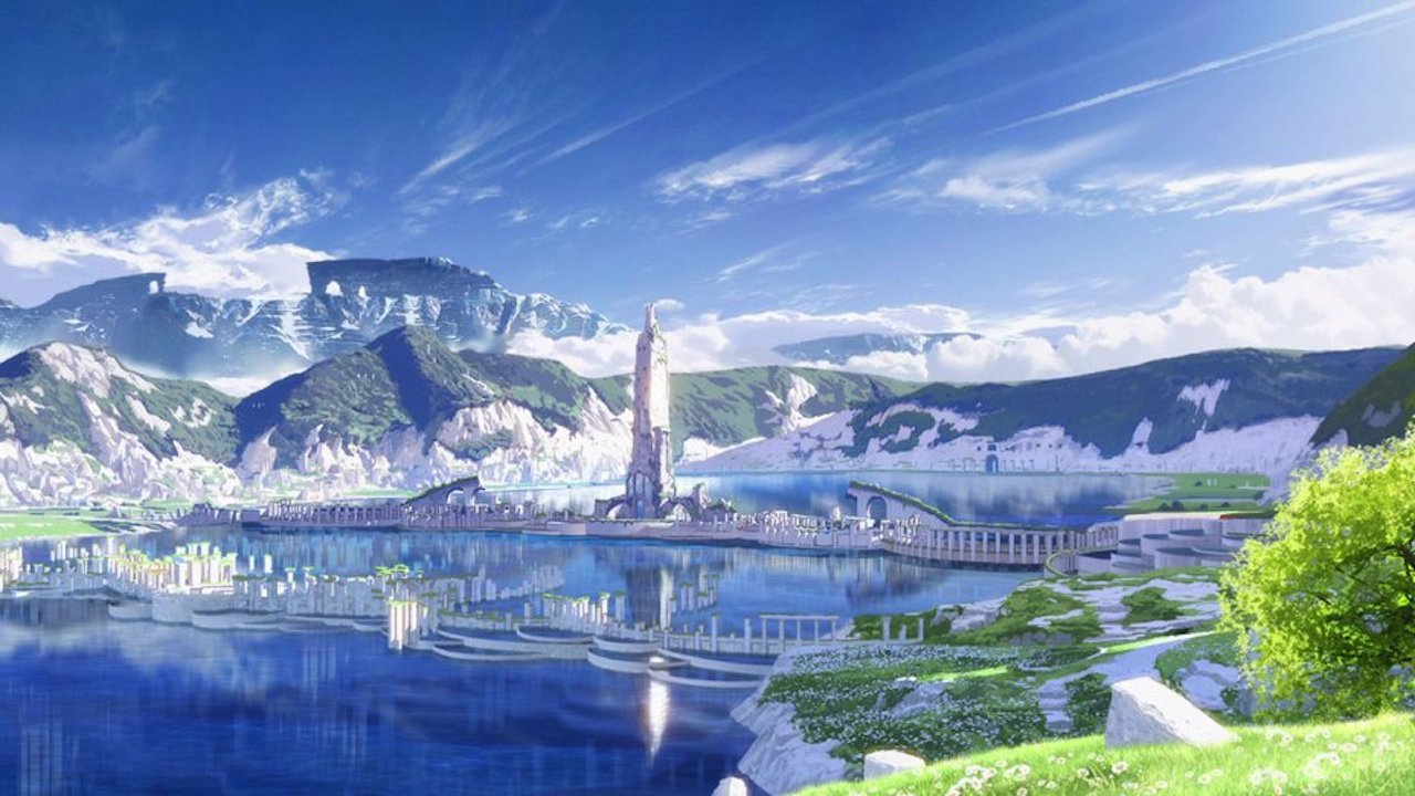 WT] Maquia When the Promised Flower Blooms   A beautiful tale of 1280x720