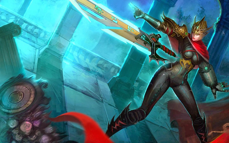 Free Download Riven League Of Legends Wallpaper Riven Desktop