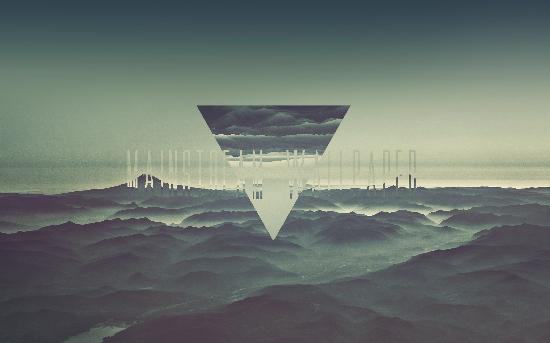 hipster triangle wallpaper - photo #4