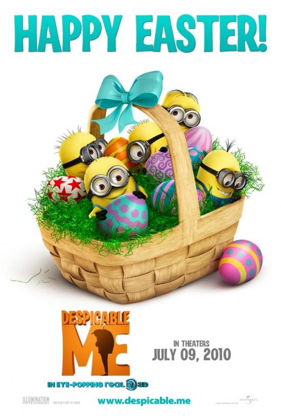 Easter Minion 550x814