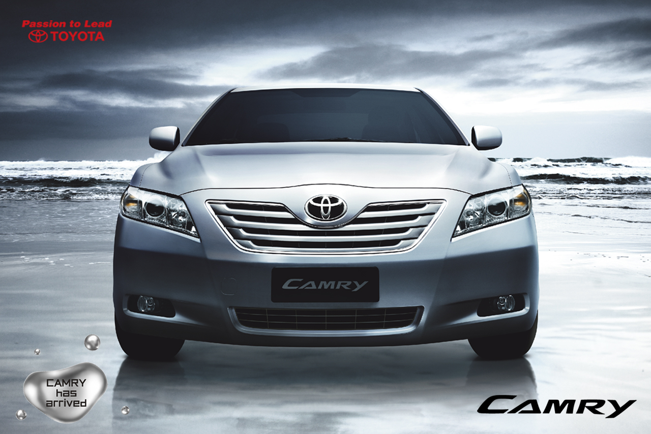 Toyota Camry HD Wallpapers Desktop 9678 Wallpaper WallpapersTube 1280x854