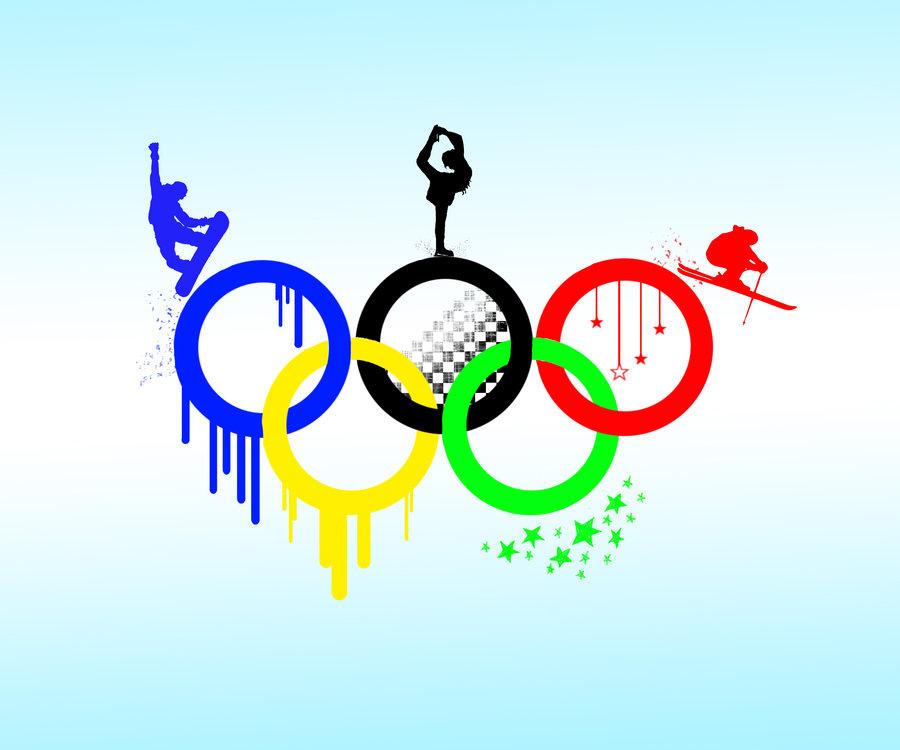 свой картинки и логотипы олимпиады можно как