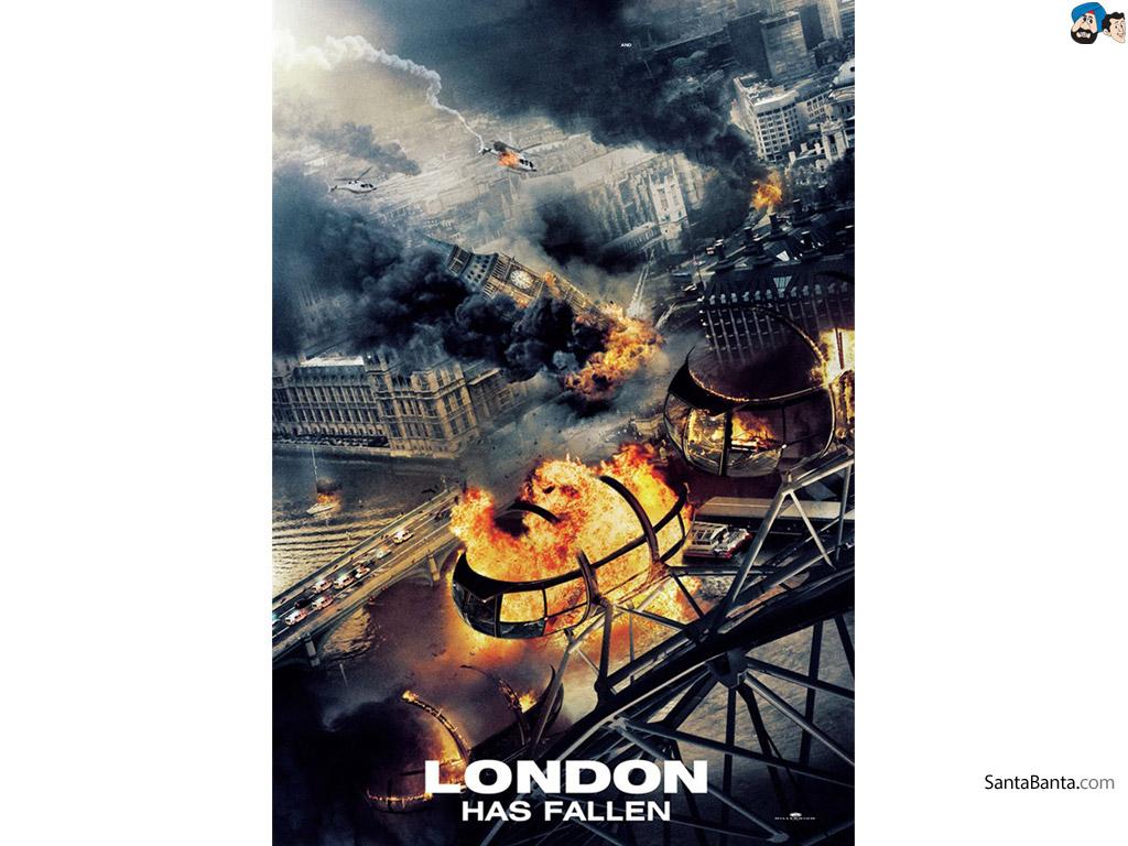 London Has Fallen Movie Wallpaper 1 1024x768