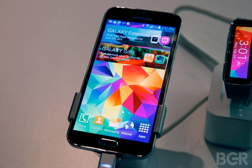 Samsung Galaxy s5 hd wallpapers 827x552