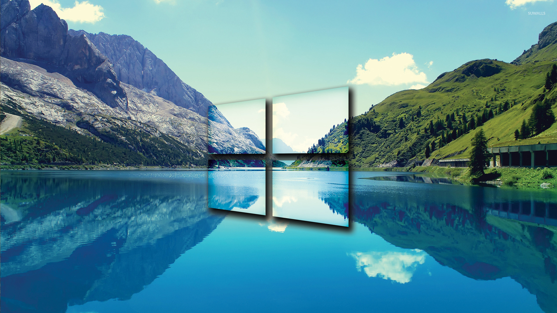 Windows 10 Wallpaper 1920x1080 - WallpaperSafari